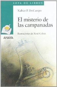 Portada de EL MISTERIO DE LAS CAMPANADAS