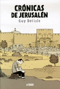 Portada de CRÓNICAS DE JERUSALÉN