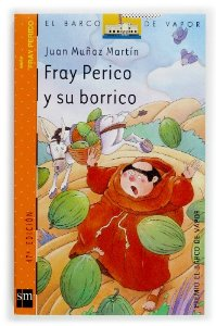 Portada de FRAY PERICO Y SU BORRICO