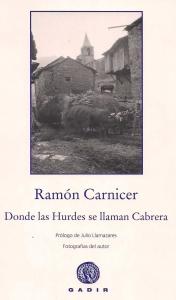 Portada de DONDE LAS HURDES SE LLAMAN CABRERA