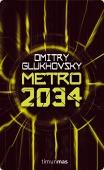 Portada de METRO 2034 (METRO #2)