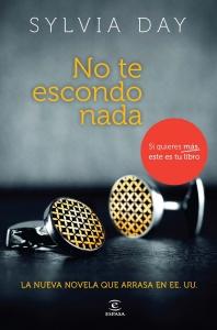 Portada de NO TE ESCONDO NADA (CROSSFIRE #1)