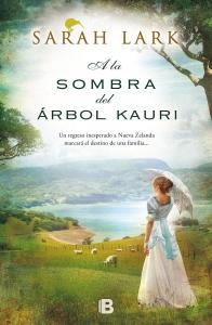 Portada de A LA SOMBRA DEL ÁRBOL KAURI (TRILOGÍA DEL KAURI #2)