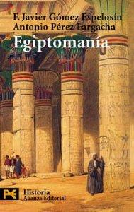 Portada de EGIPTOMANÍA