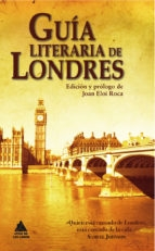 Portada de GUÍA LITERARIA DE LONDRES