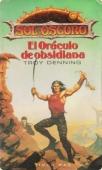 Portada de EL ORÁCULO DE OBSIDIANA (SOL OSCURO#4)