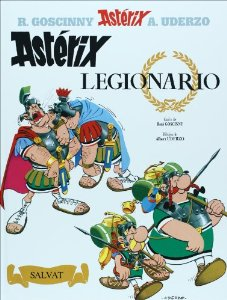 ASTÉRIX LEGIONARIO (ASTÉRIX #10)