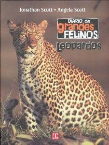 Portada de DIARIO DE GRANDES FELINOS: LEOPARDOS