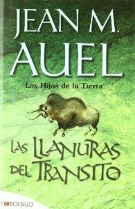 Portada de LAS LLANURAS DEL TRANSITO (LOS HIJOS DE LA TIERRA #4)