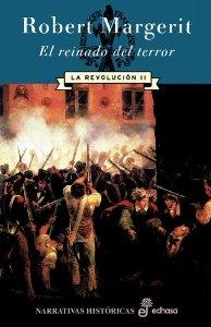 Portada de EL REINADO DEL TERROR (LA REVOLUCION #2)