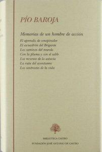 Portada de MEMORIAS DE UN HOMBRE DE ACCIÓN, TOMO I
