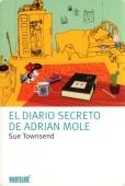 Portada de EL DIARIO SECRETO DE ADRIÁN MOLE