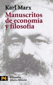 Portada de MANUSCRITOS DE ECONOMÍA Y FILOSOFÍA