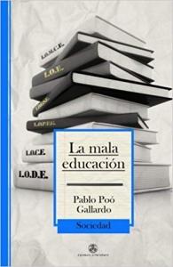 Portada de LA MALA EDUCACIÓN