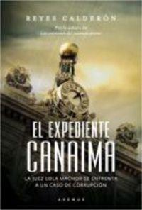 Portada de EL EXPEDIENTE CANAIMA