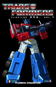 TRANSFORMERS ( CLÁSICOS USA, VOL. 1 )