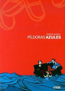 Portada de PÍLDORAS AZULES