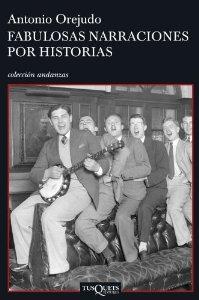 Portada de FABULOSAS NARRACIONES POR HISTORIAS