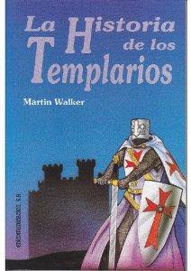 Portada de LA HISTORIA DE LOS TEMPLARIOS
