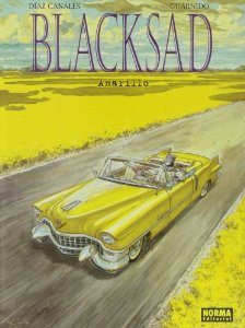 AMARILLO (BLACKSAD #5)
