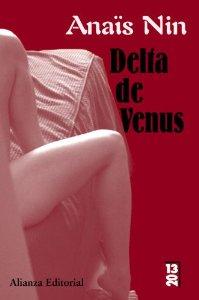 Portada de DELTA DE VENUS