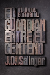 Portada de EL GUARDIÁN ENTRE EL CENTENO