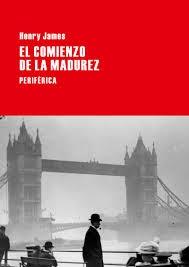 EL COMIENZO DE LA MADUREZ