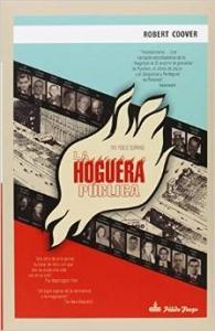 Portada de LA HOGUERA PÚBLICA