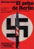 Portada de EL AVISO DE BERLIN