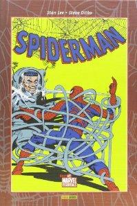 Portada de SPIDERMAN. ( BEST OF MARVELS ESSENTIALS#3)