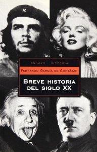 Portada de BREVE HISTORIA DEL SIGLO XX