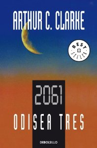 Portada de 2061. ODISEA TRES