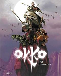 Portada de OKKO. EL CICLO DEL AGUA