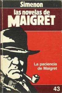 LA PACIENCIA DE MAIGRET (COMISARIO MAIGRET#64)