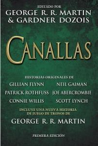 Portada de CANALLAS