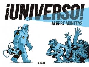 Portada de ¡UNIVERSO!
