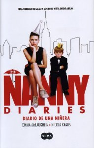Portada de THE NANNY DIARIES. DIARIO DE UNA NIÑERA