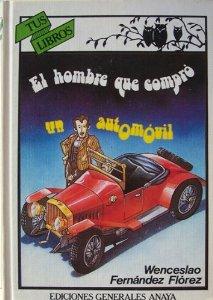 Portada de EL HOMBRE QUE COMPRÓ UN AUTOMÓVIL