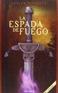 Portada de LA ESPADA DE FUEGO (SAGA DE TRAMÓREA #1)