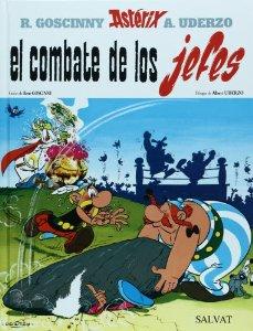 EL COMBATE DE LOS JEFES (ASTÉRIX #7)