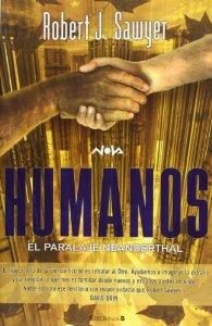 Portada de HUMANOS  (EL PARALAJE NEANDERTHAL #2)