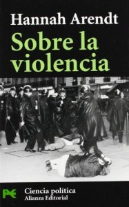 Portada de SOBRE LA VIOLENCIA