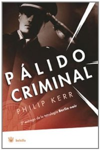 PÁLIDO CRIMINAL (BERLÍN NOIR #2)