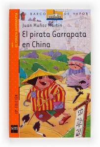 Portada de EL PIRATA GARRAPATA EN CHINA