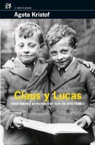 Portada de CLAUS Y LUCAS