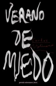 Portada de VERANO DE MIEDO