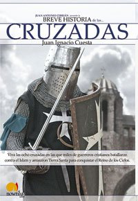 Portada de BREVE HISTORIA DE LAS CRUZADAS