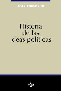 Portada de HISTORIA DE LAS IDEAS POLÍTICAS