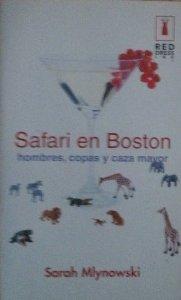 Portada de SAFARI EN BOSTON