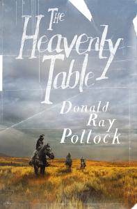 Portada de THE HEAVENLY TABLE